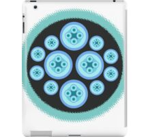 Ripple Pattern iPad Case/Skin