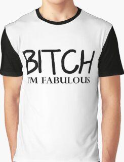 Bitch I'm Fabulous - Markiplier Graphic T-Shirt