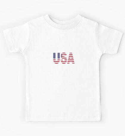USA Patriot Kids Tee