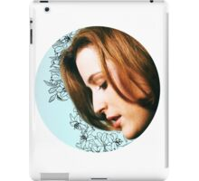Flower Scully iPad Case/Skin