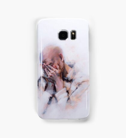 Figurative-Portraiture Samsung Galaxy Case/Skin