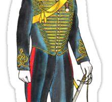 Lieutenant of the King's Troop Sticker