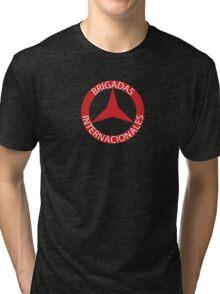 Brigadas Internacionales Tri-blend T-Shirt
