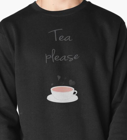 A cup of tea maybe Pullover