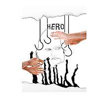 Jessica Jones, Hero Photographic Print