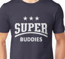 Super Buddies (White) Unisex T-Shirt