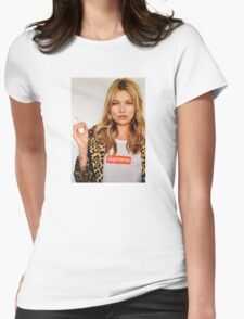 Supreme Kate Moss Womens Fitted T-Shirt