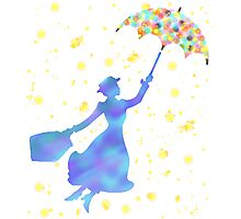 magical mary poppins Photographic Print