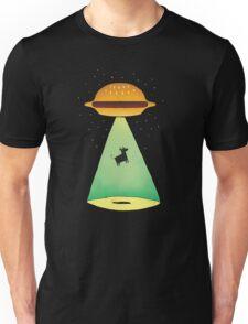Burger Abduction Unisex T-Shirt