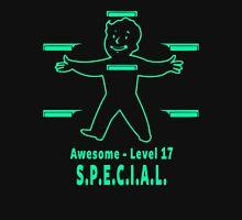 Pipboy - Awesome Level 17 Unisex T-Shirt