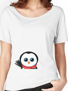 Pingu a adopter Women's Relaxed Fit T-Shirt
