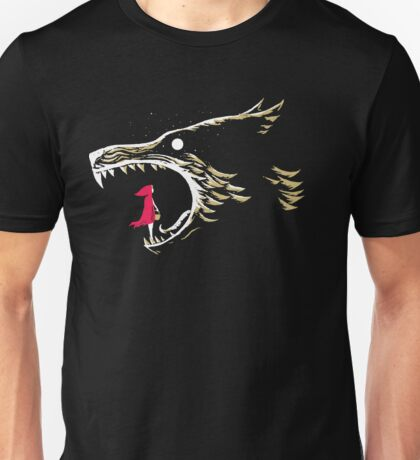 What Big Teeth You Have Unisex T-Shirt