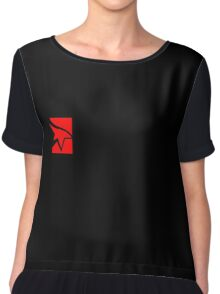Mirror's Edge Chiffon Top