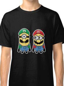 Mario and luigi Classic T-Shirt