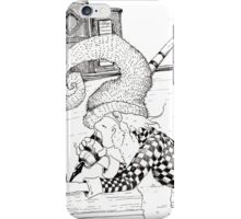 """""""Once upon a time..."""" iPhone Case/Skin"""