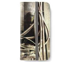 central nervous system of the damned (detail) iPhone Wallet/Case/Skin