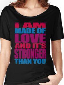 Garnet VS Jasper Women's Relaxed Fit T-Shirt