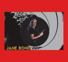 Gillian Anderson for Jane Bond Kids Tee