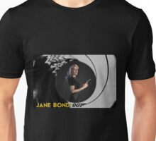 Gillian Anderson for Jane Bond Unisex T-Shirt