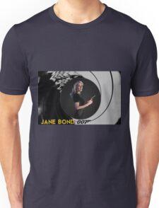 Gillian Anderson for Jane Bond Unisex T-Shirt