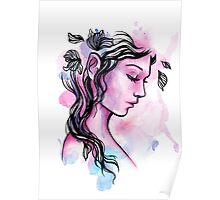 Ink Fairy Poster
