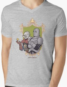 Anri X Horace Mens V-Neck T-Shirt