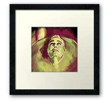 How Did Your Sister Taste? Framed Print