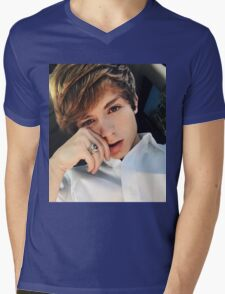 Dylan Dauzat Mens V-Neck T-Shirt