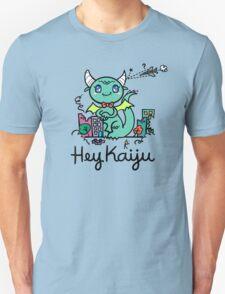 Hey Kaiju! Cute Monster Unisex T-Shirt
