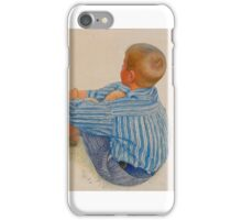 Esbjorn, Carl Larsson iPhone Case/Skin