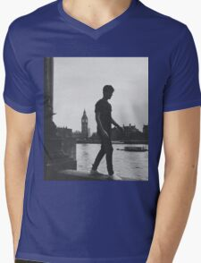 Aaron carpenter Mens V-Neck T-Shirt