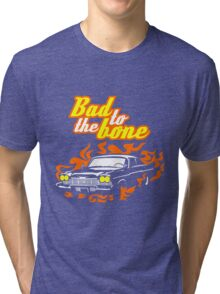 Plymouth Fury - Bad to the bone Tri-blend T-Shirt
