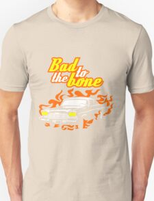 Plymouth Fury - Bad to the bone T-Shirt