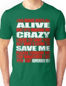 I Remember You - Marceline's Verse Unisex T-Shirt