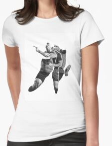 TACKLE Womens Fitted T-Shirt