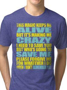 I Remember You - IceKing's Verse Tri-blend T-Shirt