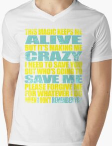 I Remember You - IceKing's Verse Mens V-Neck T-Shirt