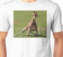 Giraffercise Unisex T-Shirt