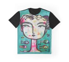 El Mar (The Sea) Graphic T-Shirt