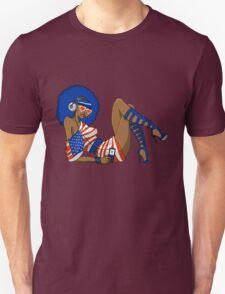Funky 4th Unisex T-Shirt