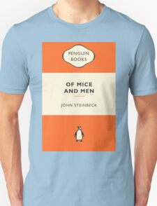 Of Mice And Men Penguin Cover T-Shirt