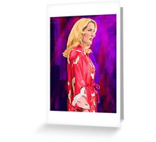 Blanche DuBois Greeting Card