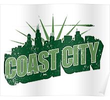 Greetings From Coast City Poster
