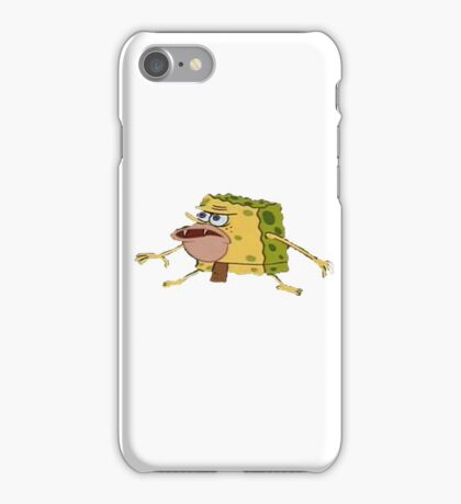 SpongeBob again iPhone Case/Skin