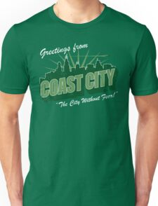 Greetings From Coast City Unisex T-Shirt
