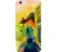 old street fashion iPhone Case/Skin
