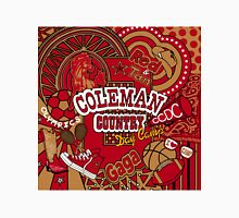Coleman Country Collage  Unisex T-Shirt