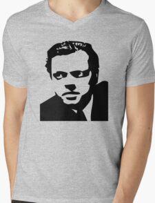 Orson Welles Mens V-Neck T-Shirt