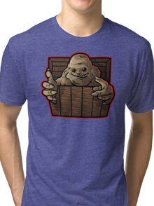 What's in the Basket? Tri-blend T-Shirt