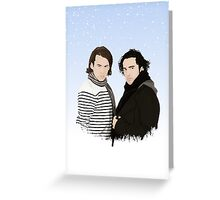 Stay cool Greeting Card